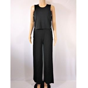 Michael Kors Sexy Black Jumpsuit